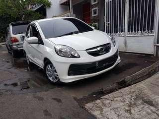 HONDA BRIO E AT 1.3cc CBU 2012