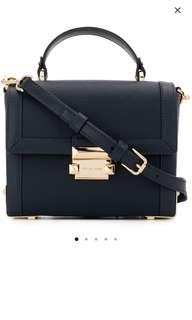 Michael Kors black sling bag