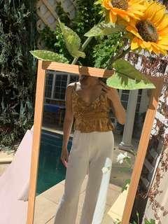Goldy Brown Velvety Crop