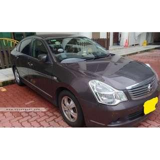 Nissan Sylphy 1.5L- WITH GOJEK RENTAL REBATE !!!! SUPER COMFORTABLE, ECONOMICAL, PREMIUM, HANDSOME! GRAB/GOJEK READY!