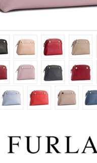 🚚 FURLA Piper crossbody/sling bag