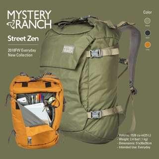 BNWT Mystery Ranch Street Zen