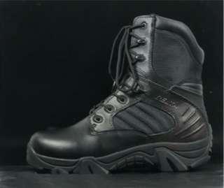 Delta Condura Combat Zipper Boots