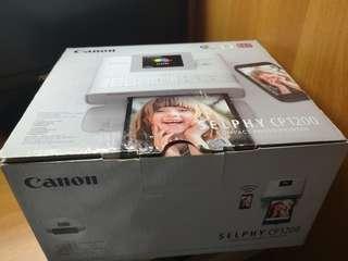 Canon Selphy CP1200相片打印機