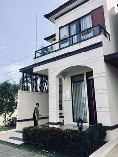Rumah Cluster Lavon 1, Tangerang. Over kredit murah