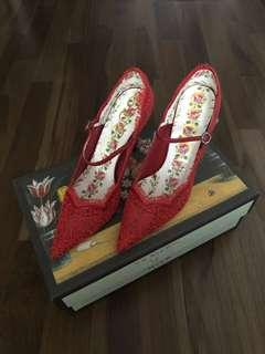🚚 Gucci Heels