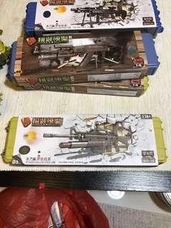 🚚 1/6 scale Gun DIY Mix weapons Super SALE!!!!