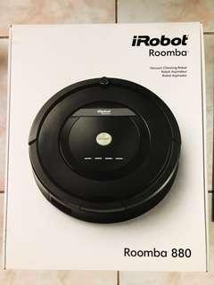 美國iRobot Roomba 880 第八代天王級自動機器人掃地吸塵器
