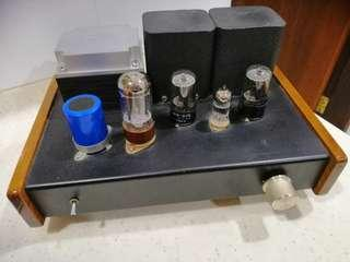 WE420A-6AH4GT Single Ended Tube Amplifier