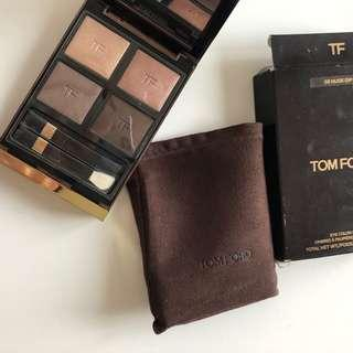 Tom Ford eye plattes