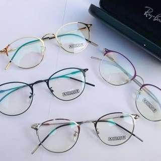 Fashionable eye wear