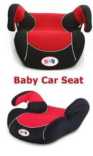Car Seat booster for 3-12yrs old kid