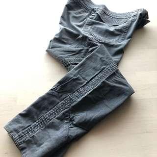 Pants 日本製洗水褲