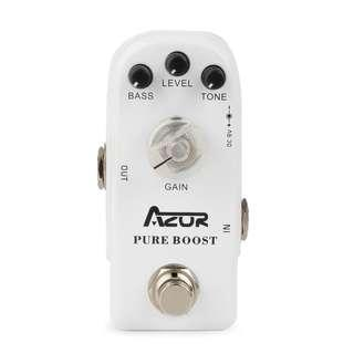 Guitar Effect Pedal Pure Boost