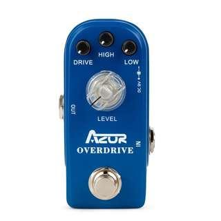 Guitar Effect Pedal Overdrive