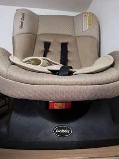 🚚 Goodbaby car seat