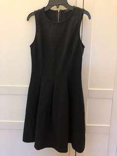 BERSHKA Black Dress