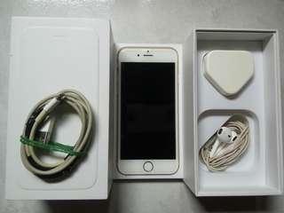 Jual Cepat iPhone 6 Gold 64GB mulus banget Ori