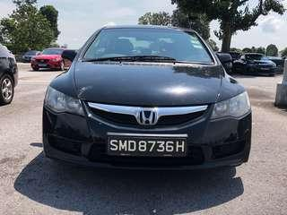 Honda Civic 1.6A for Rent!
