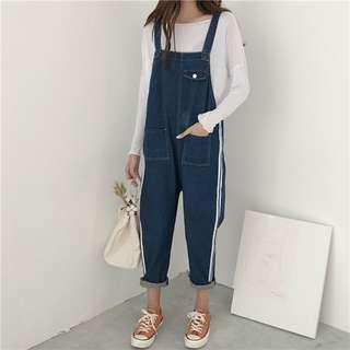 PO Denim Overall [ currently SOLD OUT ]