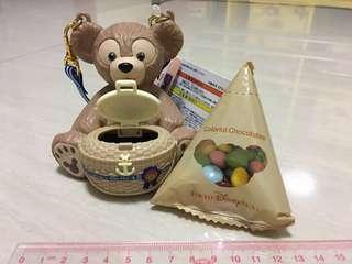 Disney Duffy 糖果盒