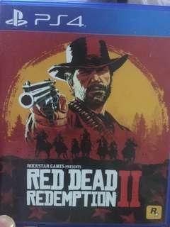 Red dead redemption 2 有 code 有地圖