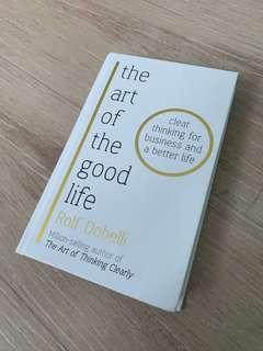 🚚 The Art of Good Life by Rolf Dobelli