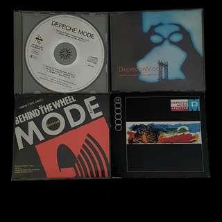 🚚 Depeche Mode Maxi-CD Singles
