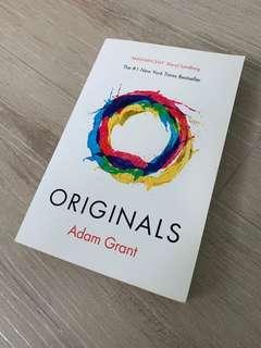 🚚 Originals by Adam Grant
