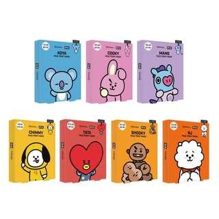 PO BT21 Mediheal Faci Point Mask