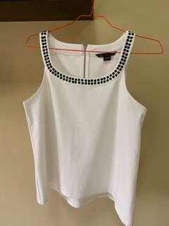 Armani Exchange Sleeveless