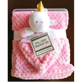 Baby Girl Blanket (Suitable for New born)