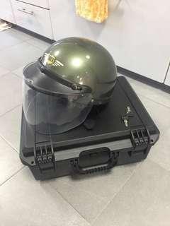 Motorcycle top box waterproof case