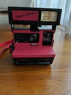 Use Polaroid 600 Camera