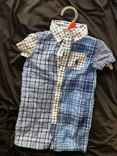 🚚 Authentic Ralph Lauren Baby romper