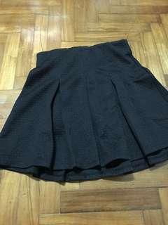 Material Girl Black Skater Skirt