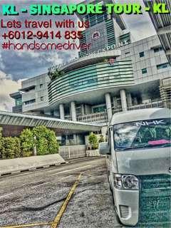 klia taxi / airport taxi / 10seater van