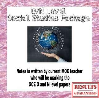 A1 Social Studies