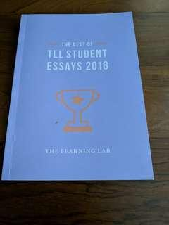 The Learning Lab Student Essays 2018