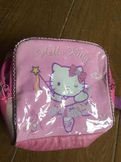 Hello kitty snack bag