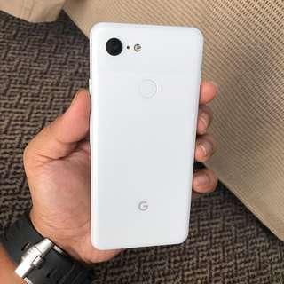 🚚 Google Pixel 3 128gb (clearly white)