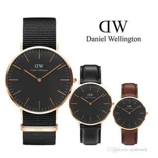 Daniel Wellington Authentic Watches