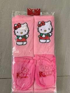 Hello Kitty Car Internal Safety Belt Cover