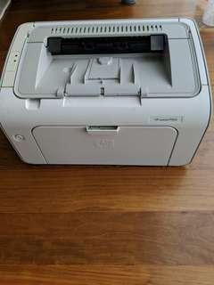 🚚 HP LaserJet P1005