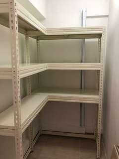 Boltless Store room rack