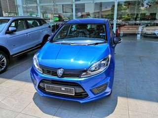 Proton Iriz 1.3 Standard CVT Prefacelift READY STOCK AVAILABLE