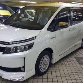 Toyota voxy hybrid modellista