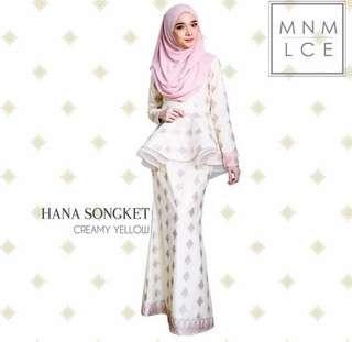 Minimalace Hana Songket Size S