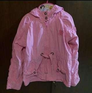Pink Jacket capuchon next