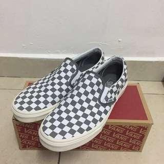 Vans Checkerboard Slip On UK11 US12